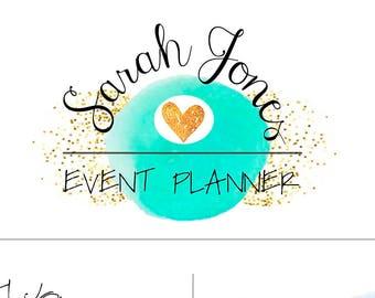 Custom logo design and business card, Custom business card and brand, Logo design branding, Logo Template, Photography logo, logo design