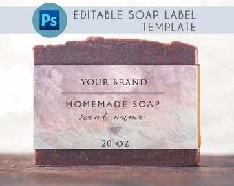 Soap labels etsy customizable soap label editable soap label printable soap label download soap label wrap soap label printable soap label digital psd maxwellsz