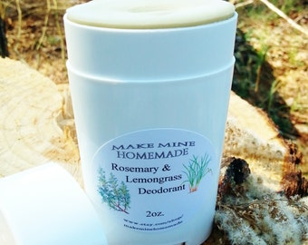 All Natural Deodorant~GMO Free~ Aluminum Free~Odor control w/ Coconut oil and Arrowroot powder..No More Stinky Pits!