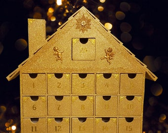 All New Goldelicious Advent Calendar