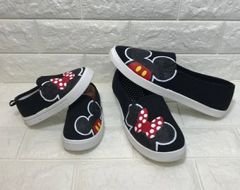 95a9c678f644c Mom   Me Disney Toms. Mickey Mouse. Mommy and Me Disney Shoes. Mom and me  shoes. Minnie Me. Mom and Tot