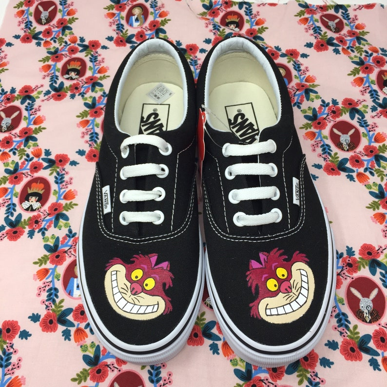 61aee28a3a64ad Cheshire Cat Shoes. Cheshire Cat Vans. Cheshire Cat Toms.