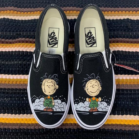 Pig Pen Peanuts Shoes FREE