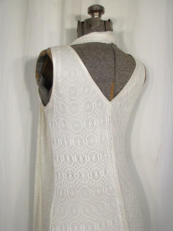 1990s Dress / Bias Cut Maxi Slip Dress / Vintage … - image 6