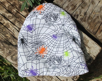 Halloween Slouchy Beanie, Baby and Kids Hat, Beanie, Cap, New Baby Gift, Baby Shower, Beanie