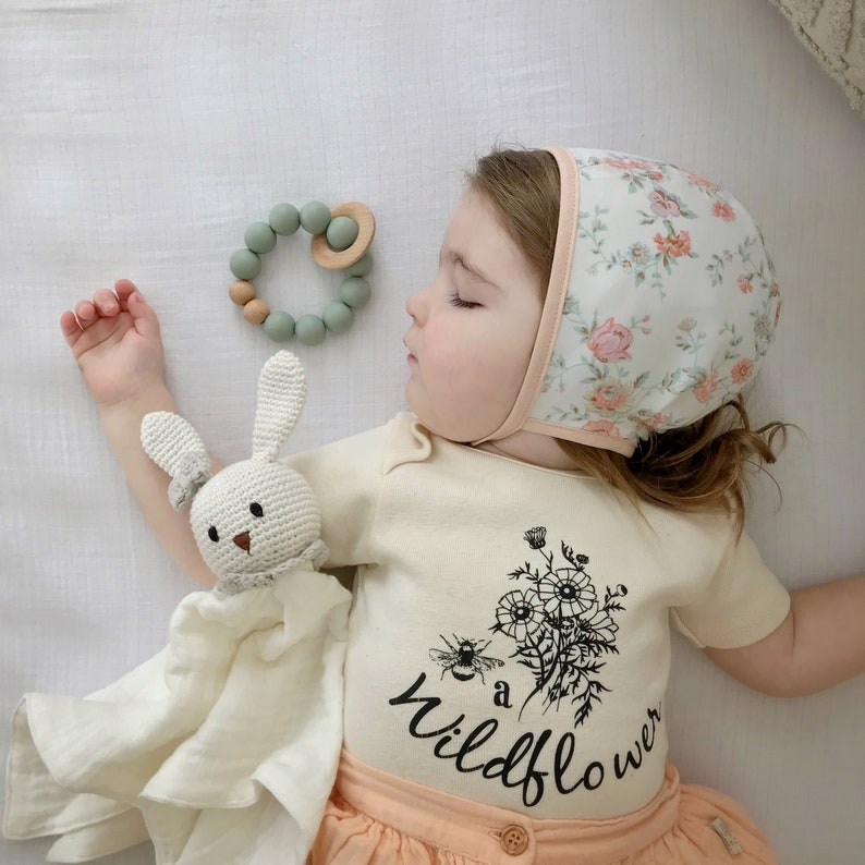 Be a Wildflower Kids ORGANIC baby bodysuit Baby and Kids image 0