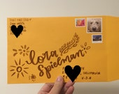 Small Snail Mail Pack from Sam!