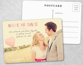 Frolic - Postcard - Save-the-Date