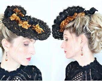 1900s - 1940s Hats