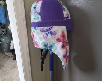 Ready to Ship XSS cotton candy pink Equine Horseback Riding Winter Helmet Cover handmade horse tack Equestrian Wear