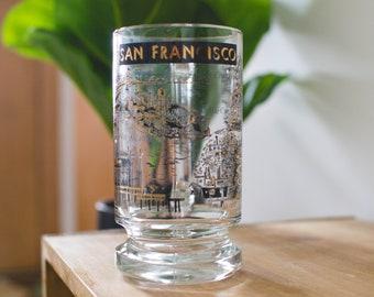 San Francisco Glass Stein