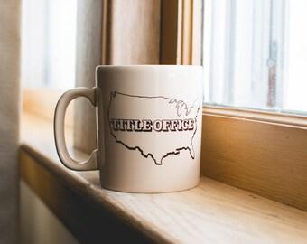 Title Office Mug