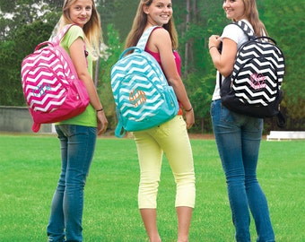 Personalized Full Sized Backpacks (Ask about the other available colors)