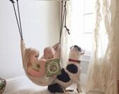 Hammock - Children's Swing - Hammock Chair - Swing - Children's Hammock Chair - Bohemian Chair - Hanging Chair - Children's Swing