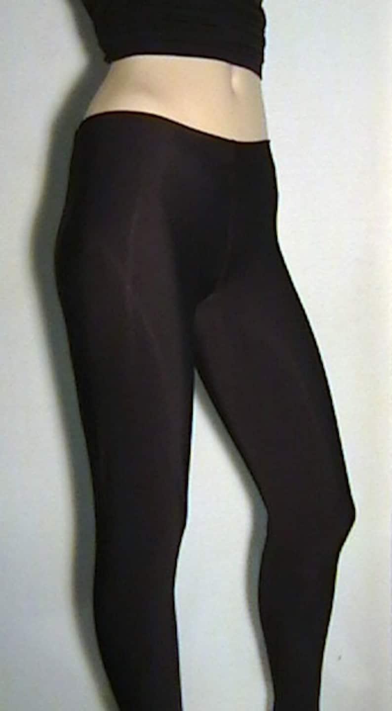 34a39580cf347a Aanstadt Das Basic Black Vaporex Riding Tights/Leggings-All | Etsy
