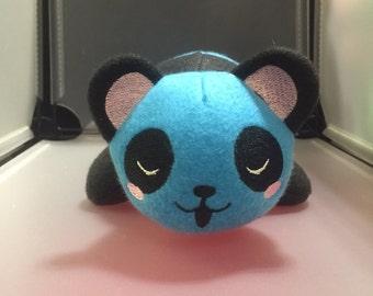 Panda Plush Plushie Toy Lan the Blue Panda