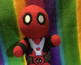 Deadpool Plush Plushie Toy