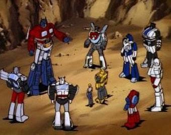 TF Bittybot Specials- Rodimus, Megatron, Rung, Starscream, or Shockwave