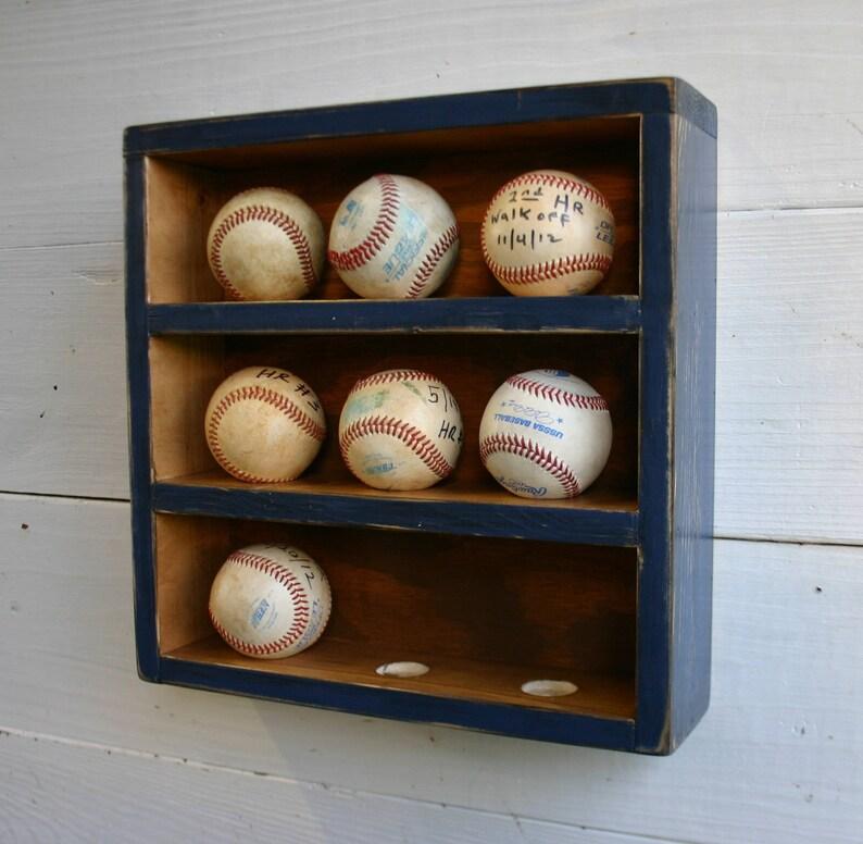 Baseball Wall Organizer-Baseball Rack-Baseball Holder  cd0fac03bfad