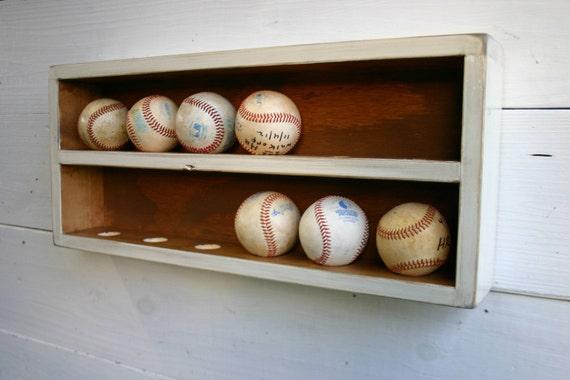 Baseball Wall Organizer-Baseball Rack-Baseball Holder-Ball  c7e914fb6c37