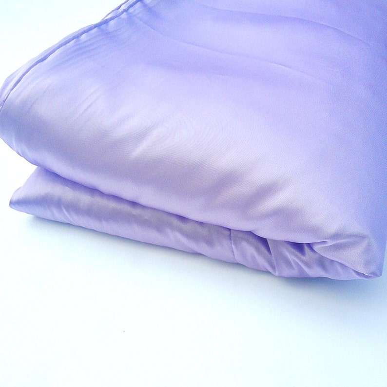 Awesome Lilac Satin Blanket Throw Large Purple Luxurious Accent Blanket Living Room Accent Bedroom Throw Blanket Download Free Architecture Designs Photstoregrimeyleaguecom