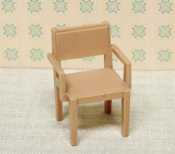 Marx Contemporary Dining Room Arm Chair Dollhouse Furniture