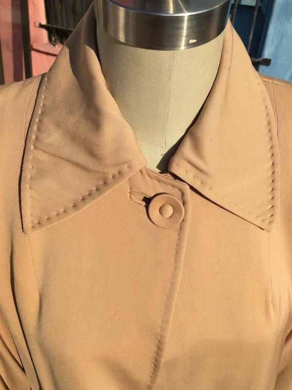 40's 'Versatogs' for I. Magnin Gabardine Jacket - image 3