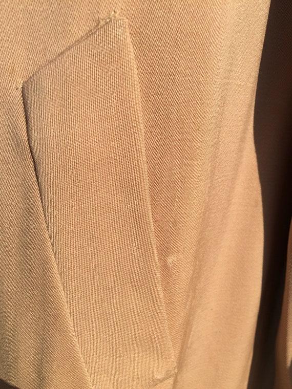 40's 'Versatogs' for I. Magnin Gabardine Jacket - image 6