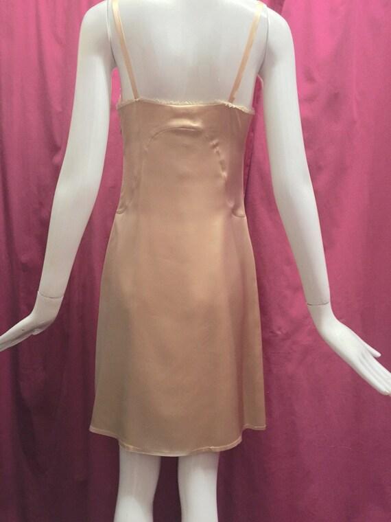 Versace VERSUS 90's Deadstock Slip Dress - image 7