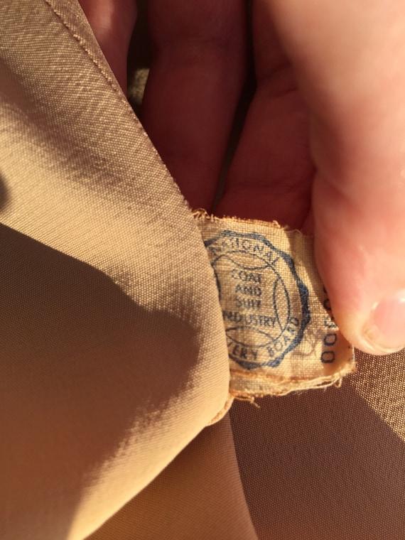 40's 'Versatogs' for I. Magnin Gabardine Jacket - image 10