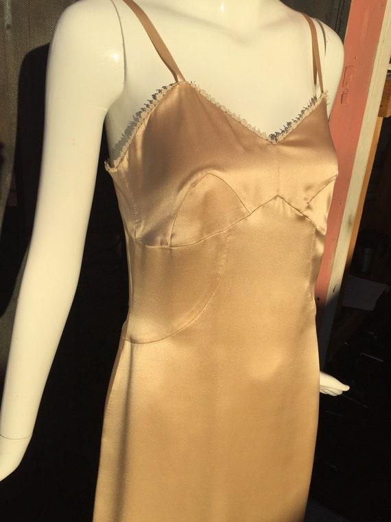Versace VERSUS 90's Deadstock Slip Dress - image 3