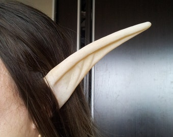 Elf Ears Latex prosthetic - Fantasy character - Cosplay and LARP