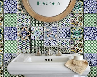 Premium Tile Wall Decals An Artistic Touch To Your By Bleucoin
