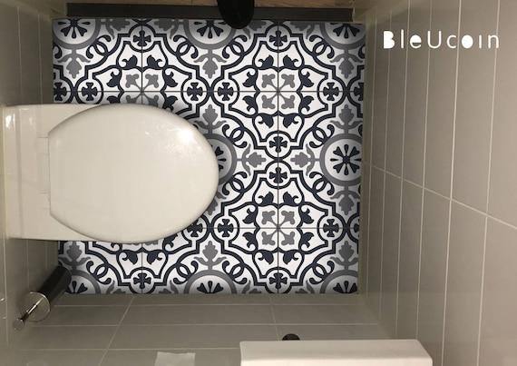 Fliesen / Wand / Treppen Abziehbild: Stil 4 Dessins | Etsy