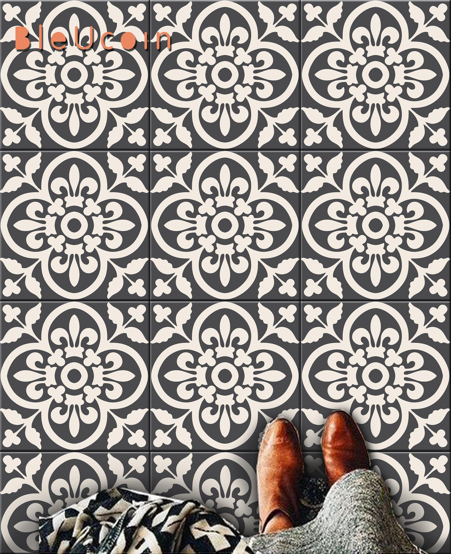 Encaustic marokkanischen Fliesen Wand Treppe Boden | Etsy