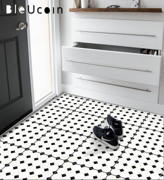 Kitchen Accessories Newcastle: Newcastle English Peel And Stick Tile Decal Removable