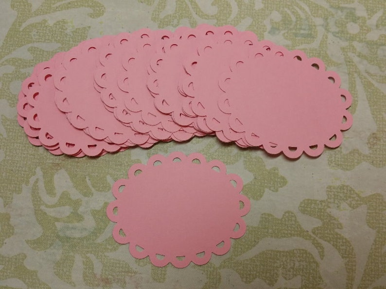 #MIC-40 Pink Colored Brackets
