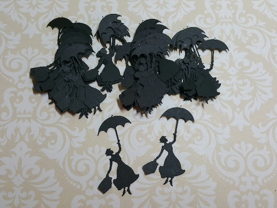 Mary Poppins Party Decorations Embellishments Re 40 Etsy