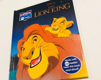 Up cycled Note Pad Disney Lion King