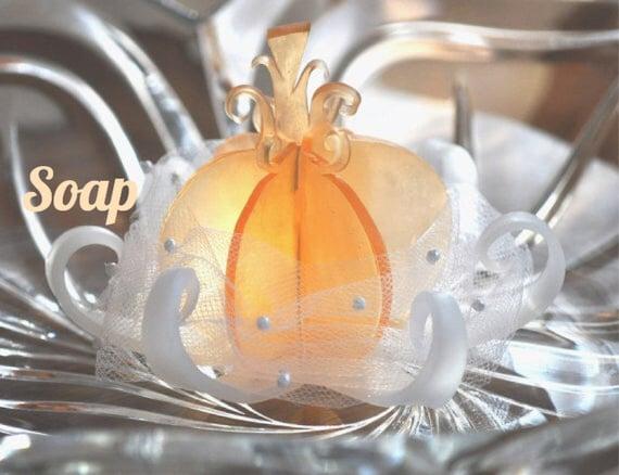 Pumpkin Soap Fairytale Wedding Decorations Fall Wedding Etsy