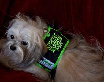 Special Needs Dog Vest, Medical Alert High Visibility