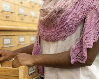 Avonlea shawl | PDF pattern