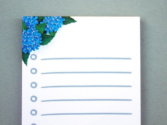 Large 50pg Notepad with Cacti 8.5x5.5