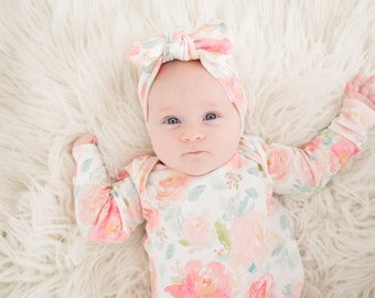 Baby Girl Coming Home Outfit a601eebf7a