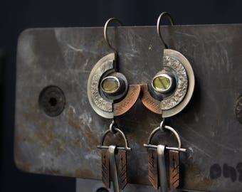 Space silver labradorite earrings, silver space stones, labradorite earrings fantasy, fantasy cosmic jewelry, earrings fantasy silver space