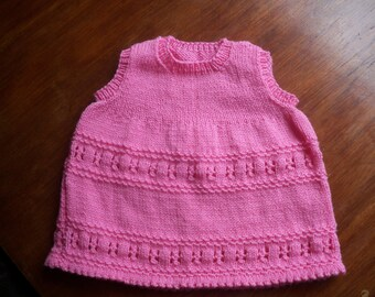 Baby Pinafore Dress