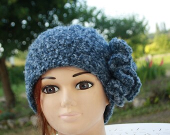 461 cap wool curls