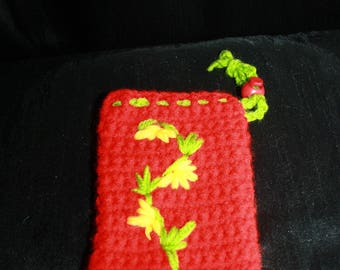 cover for 15 cm x 9 cm with DrawString closure