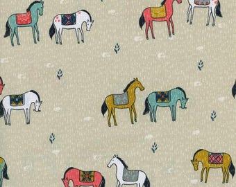Fabric 100% cotton designer Sarah watts