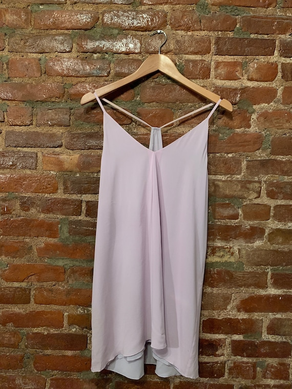 Lavender Racerback Dress